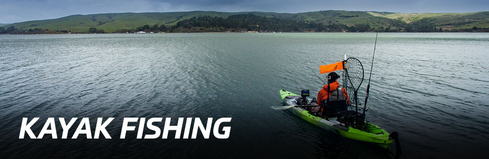 Kayak Fishing Canads